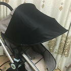 Durable Baby Stroller Sun Hood Sunscreen Anti-UV Canopy Hood Sun Shade Cover