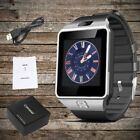 Man Bluetooth Smart Watch GSM SIM Phone Mate+Camera For Android phone DZ09(USA)