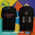 New 15799-Shinedown north american summer fall tour 2018 T Shirt Size S-5XL image