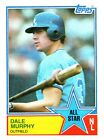 1983 Topps Baseball Cards Complete Your Set U-Pick #'s 401-600 Nm-MBaseball Cards - 213