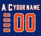 New York Islanders Customized Number Kit for 2018-Present 3rd Jersey $34.99 USD on eBay