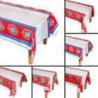 Eid Mubarak Ramadan Disposable Tablecloth Waterproof Moslem Islamism Decor
