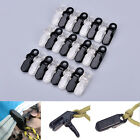 6X awning clamp tarp clips snap hangers tent camping survival tighten t GX