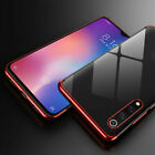 For Samsung Galaxy A50 A30 A10 Luxury Slim Rubber Plating Clear Soft Case Cover