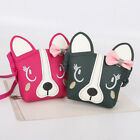 Внешний вид - 1pc Girls Baby Kids Lovely Handbag Purse Messenger Dog Shape Shoulder Bag Wallet