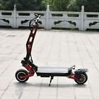 DUAL engine 3000w electric scooter turbo 85km/h