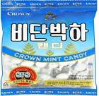 Crown Korea snack Mint peppermint extract Flavor candy 140g_0C