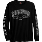 R003037 Harley-Davidson® Arched G Long Sleeve T-Shirt $39.95 USD on eBay
