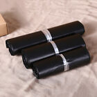 100X Black Poly Mailers Shipping Envelopes Self Sealing Plastic Mailing Bag