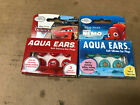 NEW Disney Pixar Cars Ears Soft Silicone Red Ear Plugs 3 Pairs/ Case