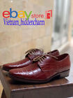 Men's Shoes Genuine Crocodile  Skin Leather Handmade