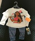 Moana Disney Pixar Girl's Outfit Cute Official Products Maui Super Cute