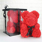 Lovely Rose Bear Teddy Bear Doll Pe Foam Flowers Rose Girl Birthday Gift Wedding