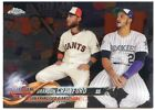 2018 Topps Chrome Update - Pick Your Card - Complete Your Set - FREE SHIPPING