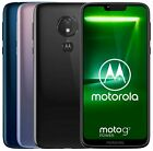 "Motorola Moto G7 Power XT1955-4 Dual FACTORY UNLOCKED 6.2"" 64GB 4GB RAM Black"