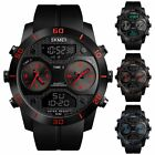 SKMEI Men Sport Watches Outdoor Swimming Diving Watch Digital Wrist Watches Gift image