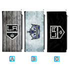 Los Angeles Kings Leather 16 Slot Wallet Card ID Holder Purse $13.99 USD on eBay
