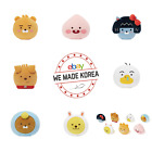 KAKAO FRIENDS Character Plush Mini Face Cushion Pillow 7 types Authentic Goods