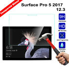Premium Tempered Glass Screen Protector For Microsoft Surface Pro 4/Pro 5/ Pro 6