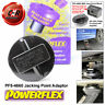 BMW F45, F46 2 Series Active Tourer (2014-) Powerflex Jack Pad Adaptor PF5-4660