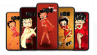 Sexy Girl Betty Boop Soft Black Case For Samsung A10 A30 A40 A50 A70 M10 M20 M30 $14.87 CAD on eBay