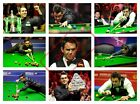 Ronnie O Sullivan POSTER ART COLLAGE PRINT - VARIOUS SIZES / SNOOKER £3.99 GBP on eBay