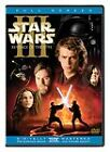 Star Wars, Episode III: Revenge of the Sith [Full Screen Edition] AMAZING DVD IN $5.69 USD on eBay