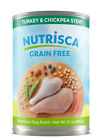 NUTRISCA Turkey and Chickpea Stew Canned Dog Food