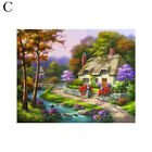 Countryside Landscape 5D diamond Painting Cross Stitch full drill home decor HU