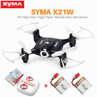 RC Drone Quadcopter SYMA X21W WIFI HD Camera FPV Transmission Helicopter UK Ship