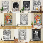 Tarot Tapestry Wall Hanging Mysterious Tapestry Divination Tapestry Home Decor