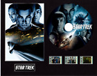 Star Trek film cells 10x8 mounted with CD & 3 cells on eBay
