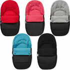 Premium Car Seat Footmuff / Cosy Toes Compatible with Abc Design