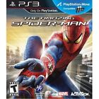 The Amazing Spider-Man PS3 playstation 3 Kids Avengers Game Complete 1