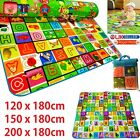 KIDS CRAWLING 2 SIDE PLAY MAT EDUCATIONAL GAME SOFT FOAM PICNIC Baby Playmat