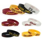 LeBron James Cleveland Cavaliers Silicone Wristband Rubber Bracelet Bangle New on eBay
