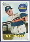 Alex Bregman Houston Astros (choose your card) RC, Rookies, and more on Ebay