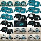 hockey Jerseys San Jose Sharks Pavelski Thornton Burns Karlsson Kane Couture $87.0 CAD on eBay