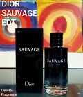 Внешний вид - DIOR SAUVAGE EDT SPRAY 1, 2, 3, 5, 7 & 10ML AUTHENTIC