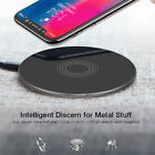 Qi Wireless Fast Charger Dock Charging Pad For i Phone 8 8+ SE X XS XR XS Max