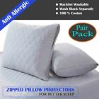 Super Firm Quilted Pillow with Hollowfibre Filling ~ Durable, Comfortable & Soft image