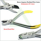 Orthodontic Soft-Hard Wire Cutting Straight TC Ligature-Wire-Cutter