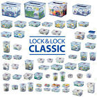 LOCK & N AND LOCK Airtight Plastic Kitchen Food containers box storage Classic