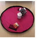 Creative Travel Picnic Mat Large Baby Toy Fast Storage Bag Convenient Waterproof
