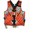 Electrician Carpenter Framer Plumber Craftman Construction Vest Tool Bags Orange