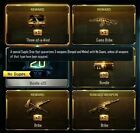 BO3 Modded Account ♾ ACTIVE CAMO CLASSES Lvl 1000 Multiplayer Zombies Campaign