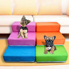 Pet Stairs Dog Cat Ladder Folding Indoor Ramp Easy 2 Steps Portable Sofa Bed