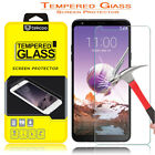 For LG Stylo 5/4/3/2 Plus Premium Tempered Glass Screen Protector HD Clear Film