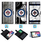 Winnipeg Jets Sliding Flip Case For Samsung Galaxy S7 S8 S10 S10e P $9.49 USD on eBay