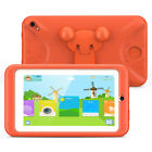 """Quad Core 7"""" Inch Kids Tablet PC Android 2*Camera WiFi 8GB Bundle Case Gift US"""